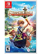 Stranded Sails Explorers of the Cursed Islands, Switch