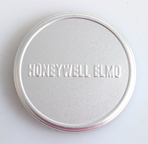 HONEYWELL ELMO 54MM 52MM PUSH ON SILVER METAL LENS CAP