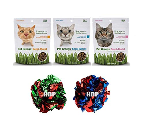 Bell Rock Growers Semi Moist Cat Treats Variety Pack from Bell Rock Growers