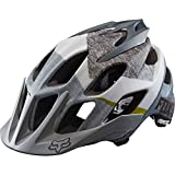 Fox Head Flux Dresden Helmet, Grey, Large/X-Large