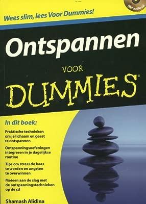 Ontspannen voor dummies: Amazon.es: Shamash Alidina, Hessel ...