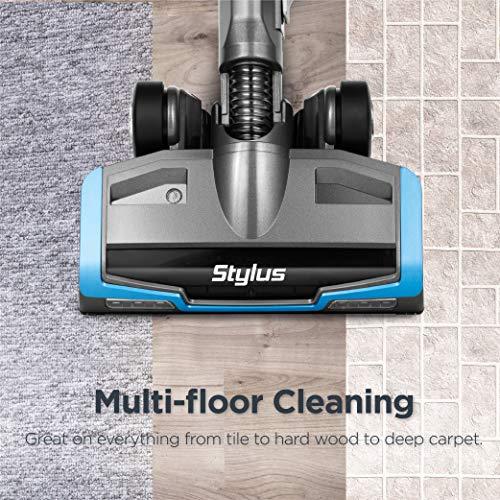 Eureka Stylus Lightweight Cordless Vacuum Cleaner, 350W Powerful BLDC Motor for Multi-Flooring Deep Clean LED Headlights… 2