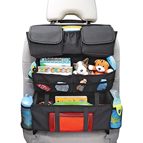 On the Go Back Seat Car Organize...