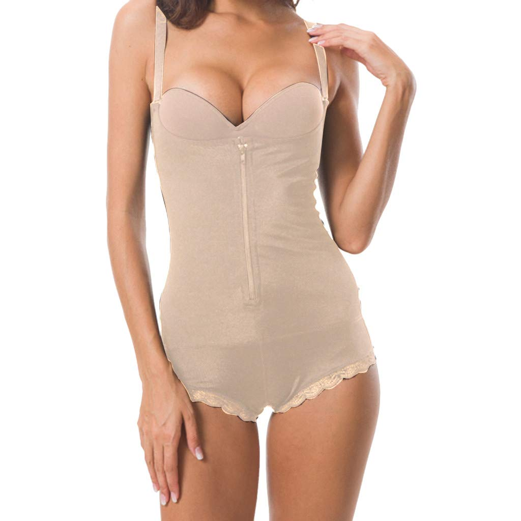 Womola Women Body Beauty Shaping Waist Waist Sexy Corset Ventilation Body Rubber Corset