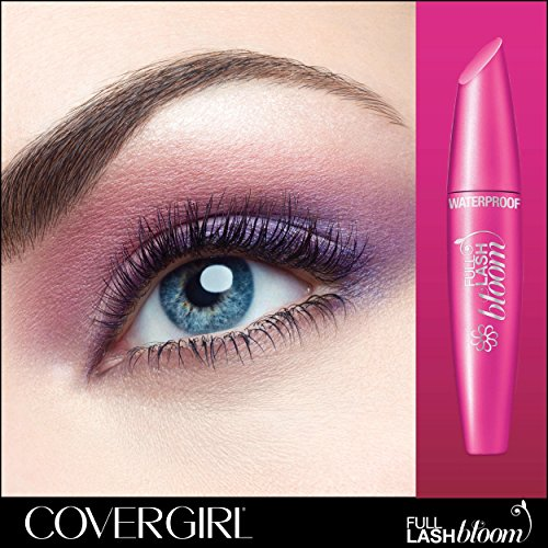 72573ffa482 COVERGIRL Full Lash Bloom by LashBlast Waterproof Mascara Very Black 825, .44  oz