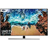 Samsung UE49NU8000 49-Inch Dynamic Crystal Colour 4K Ultra HD Certified HDR 1000 Smart TV - Black (2018 Model)