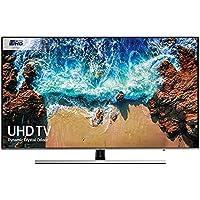 Samsung UE49NU8000 49-Inch Dynamic Crystal Colour 4K Ultra HD Certified HDR 1000 Smart TV - Black (2018 Model)