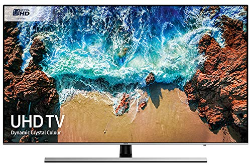 Samsung UE65NU8000 65-Inch Dynamic Crystal Colour 4K Ultra HD Certified HDR...