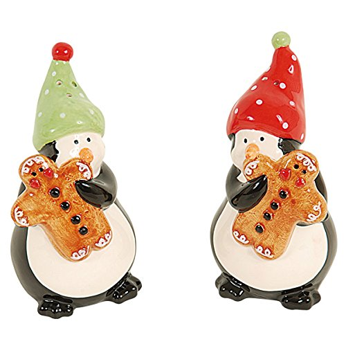 Penguin Salt and Pepper Shakers (FLOMO)