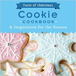 Book COOKIE COOKBOOK (Taste of Christmas)
