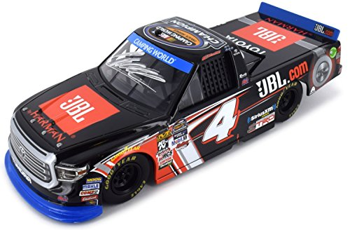 Lionel Racing Autographed Christopher Bell 2017 NASCAR Truck Series Champ Diecast 1:24 Scale Lionel COA (Nascar Series Truck)