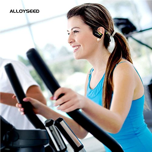 Everpert ALLOYSEED SM809 Wireless Bluetooth Sports...