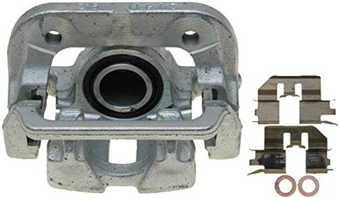 ACDelco 18FR12233 Professional Rear Passenger Side Disc Brake Caliper Assembly without Pads Friction Ready Non-Coated Remanufactured