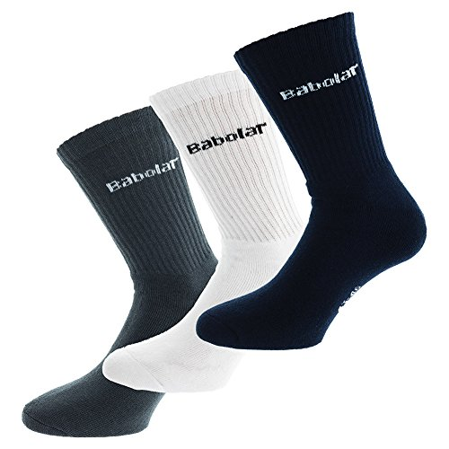 BABOLAT 3 Pairs Pack Socks