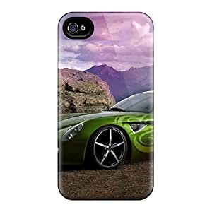 New Diy Design Colorful Alfa Romeo For Iphone 4/4s Cases Comfortable For Lovers And Friends For Christmas Gifts