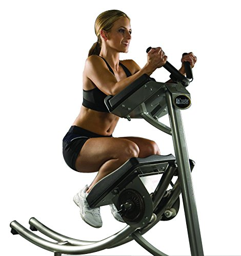 Ab Coaster CS1500, Ultimate Ab Workout, Six Pack Exercise Machine For Home As Seen On TV by Ab Coaster