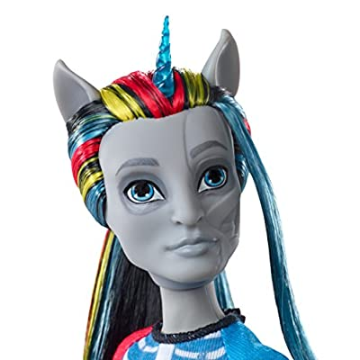Monster High Freaky Fusion Neighthan Rot Doll: Toys & Games