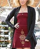 Soul Flower Womens Mandala Star Multiwear Skirt