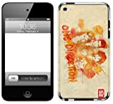Zing Revolution One Direction Premium Vinyl Adhesive Skin for iPod Touch 4G, Watercolor