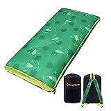KingCamp JUNIOR 200 Cozy Lightweight Sleeping Bag
