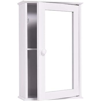 Amazon Com 14x18 White Concealed Medicine Cabinet Large
