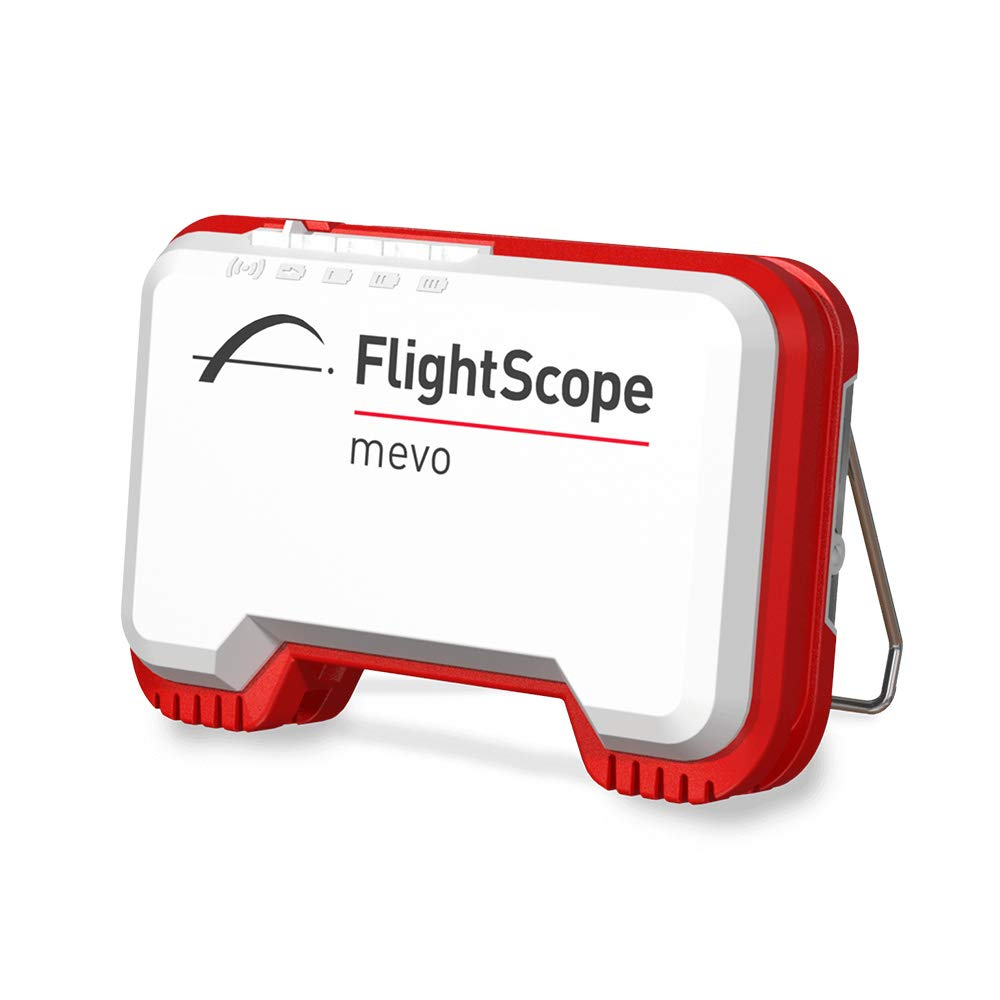 FlightScope Mevo - Portable Personal Launch Monitor for Golf by FlightScope