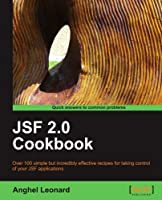 JSF 2.0 Cookbook Front Cover