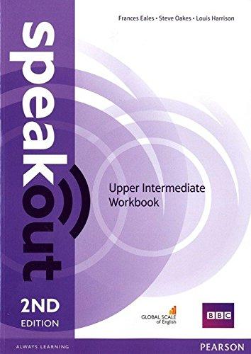 Speakout Upper Intermediate 2nd Edition Workbook without Key pdf epub