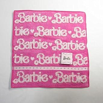 9630ab0afec234 Amazon   バービー 婦人ミニタオル024, バービーグッズ, Barbie, バービー タオルハンカチ   ハンカチ・バンダナ 通販