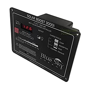 Blue Sky Energy Solar Boost 3000i MPPT Charge Controller, 30 Amp 12 Volt