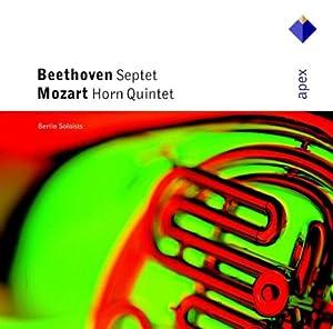 """Afficher """"Septuor en mi bémol majeur Opus 20, Quintette Pour Cor et cordes K407"""""""