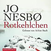 Rotkehlchen Hörbuch von Jo Nesbø Gesprochen von: Achim Buch
