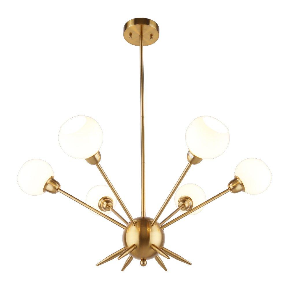 light il listing five modern mid bulb semi arm industrial chandelier gold century pinwheel brass stock ul listed sputnik in fullxfull flush