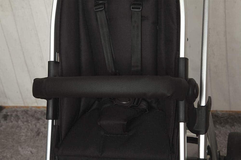 Babyline 30000006 - Cubre barra para silla de paseo, color negro