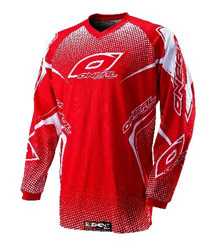 2012 O'Neal Youth Element Jersey (X-LARGE) (RED/WHITE)