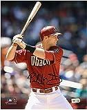 "Paul Goldschmidt Arizona Diamondbacks Autographed 8"" x 10"" Red Hitting Photograph - Fanatics Authentic Certified"