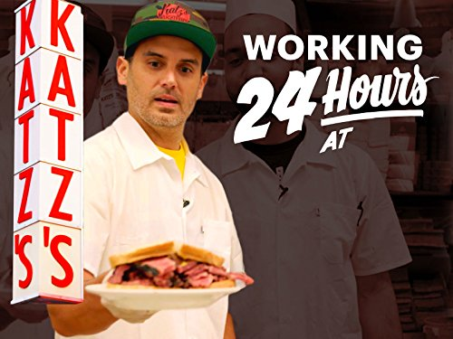 - Working 24 Hours Straight at New York's Most Iconic Deli