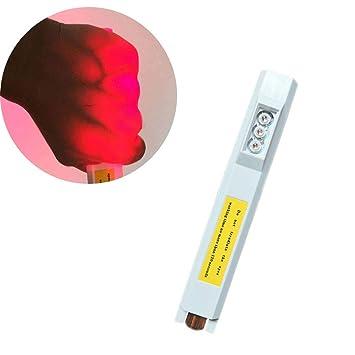 Hand-Held Vein Detector Infrared Vein Finder - Handheld Chargeable Vascular Display Instrument Viewer for