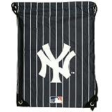 New York Yankees – Logo Pinstripe Nylon Backsack, Outdoor Stuffs