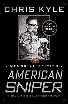 American Sniper: Memorial Edition by [Kyle, Chris, McEwen, Scott, DeFelice, Jim]