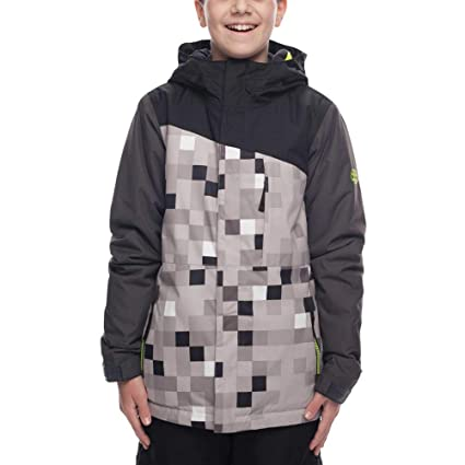 Amazon 686 Knockout Insulated Snowboard Jacket Kids Sports