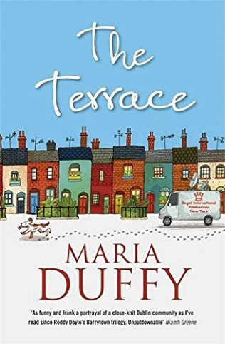 book cover of The Terrace