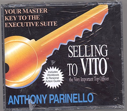 Selling to VITO Audio CD The Very Important Top Officer