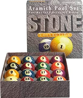 Billiard//Pool Table Kit with Complete 16 Ball Set Aramith Glow in the Dark Black Light