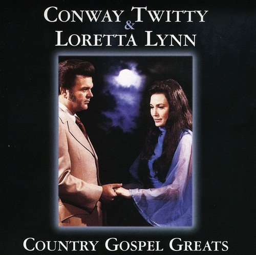 Country Gospel Greats by MCA Nashville