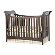 Child Craft Coventry 3-in-1 Convertible Crib, Slate