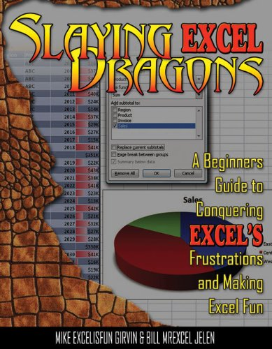 Slaying Excel Dragons: A Beginners Guide to Conquering Excel's Frustrations and Making Excel Fun pdf epub