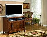 ikea furniture tv stand - Ashley Furniture Signature Design - Cross Island - 42 in - TV Stand - Medium Brown