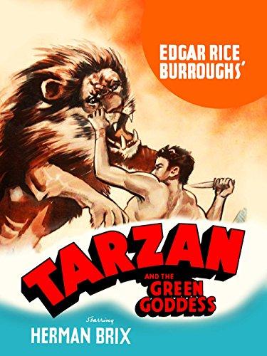 Edgar Bennett Green - Tarzan and the Green Goddess