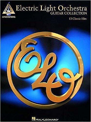Amazon.com: Electric Light Orchestra Guitar Collection (Guitar ...